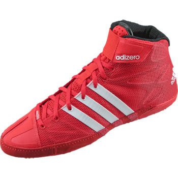 new york f1661 bf4ff Adidas adizero london wrestling shoes