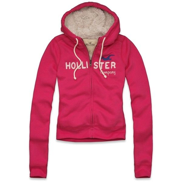 Hollister Co Desert Springs Hoodie ($70) ❤ liked on Polyvore