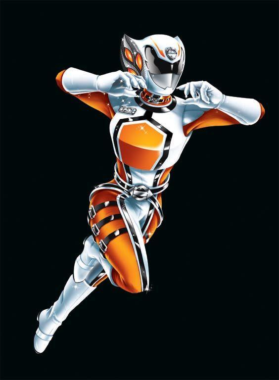 Power Rangers Orange Ranger   Power Rangers   Pinterest ...