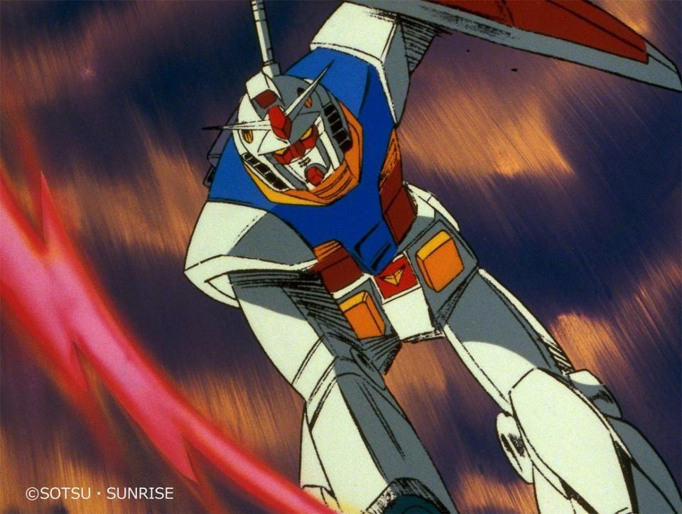 Gundam creator Yoshiyuki Tomino talks about Gundam, mecha anime, and even Marvel movies in interview with FORBES - http://sgcafe.com/2017/03/gundam-creator-yoshiyuki-tomino-talks-gundam-mecha-anime-even-marvel-movies-interview-forbes/