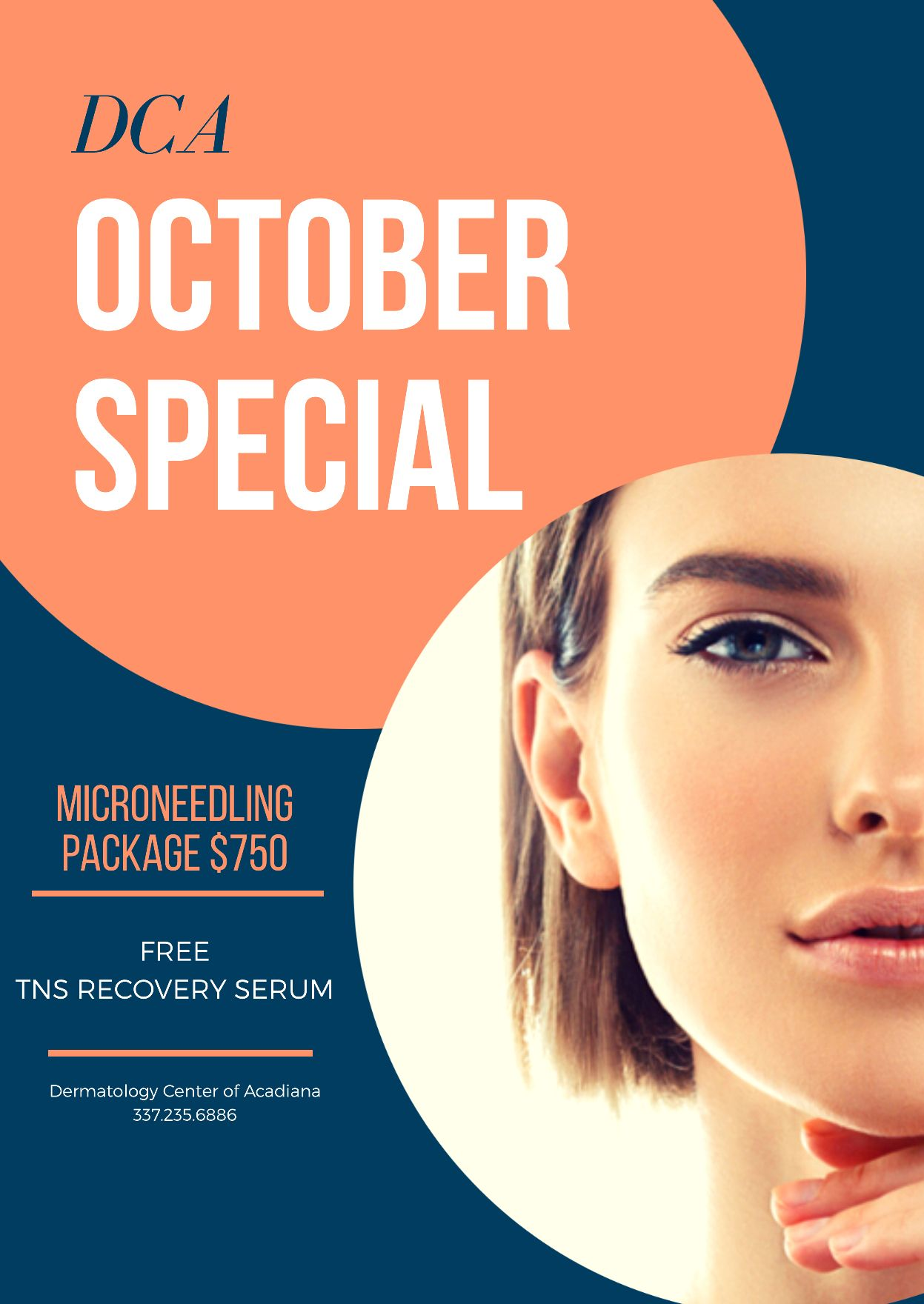 A New Month Which Means New Specials This Month We Are Giving Away Away A Package Of Three Microneedling Sessions To Enter The Microneedling Special Dca