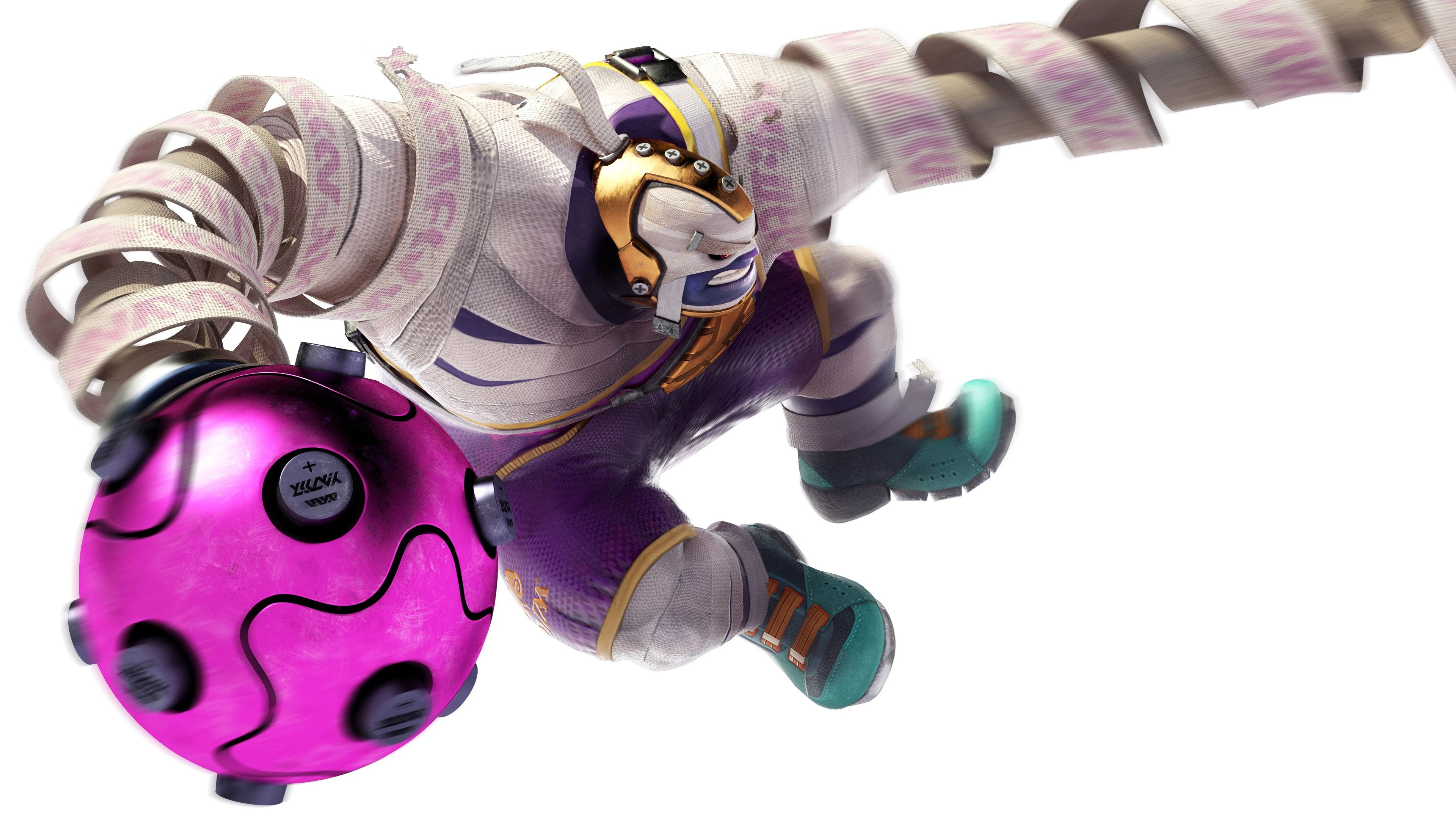 4K Master Mummy ARMS Nintendo Switch Game 3840x2160 Arms