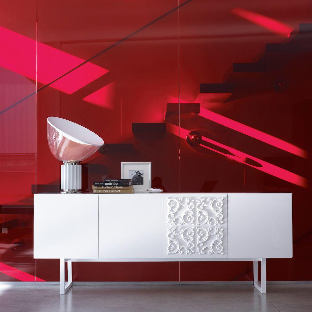 Adorna sideboard luxury contemporary italian living room design at