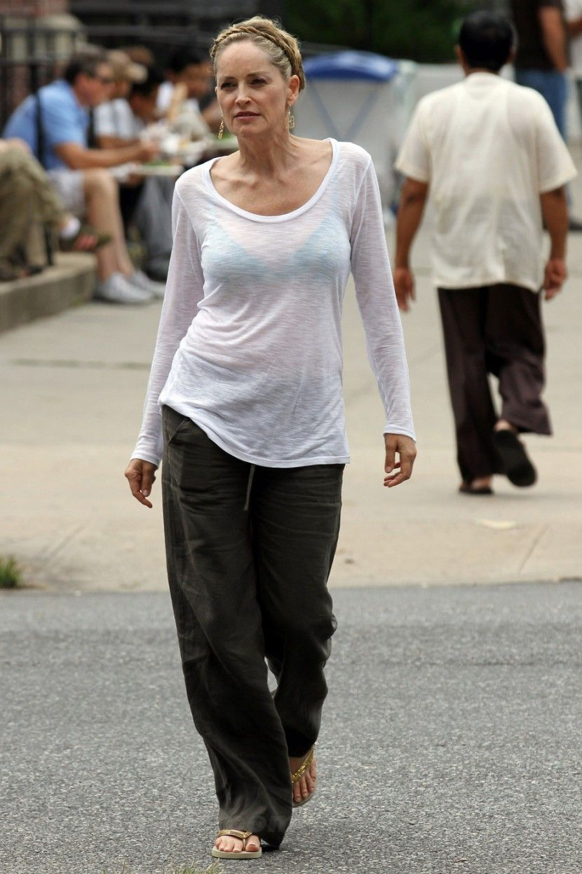 Sharon Stones Feet Wikifeet Things To Wear In 2019 Sharon