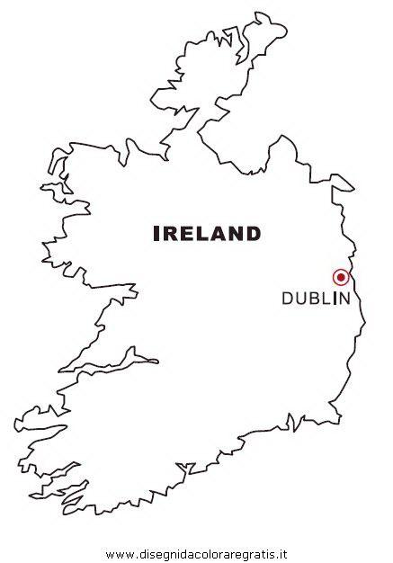 Cartina Irlanda Da Colorare.Immagini Irlanda Da Colorare Cerca Con Google
