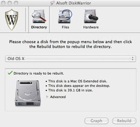 Diskwarrior 4 3 Data Recovery New Mac Macbook