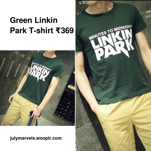 linkin park t shirt online