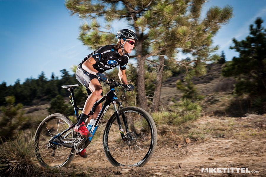 Sam Schultz Shot For Trek Bicycles On Their 2012 Subaru Trek