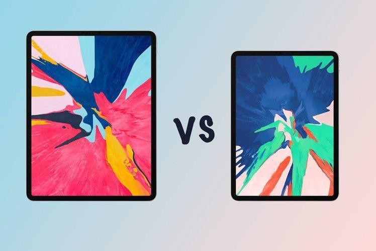 Apple iPad Pro 11 (2018) vs Apple iPad Pro 12.9 (2018): Which should y