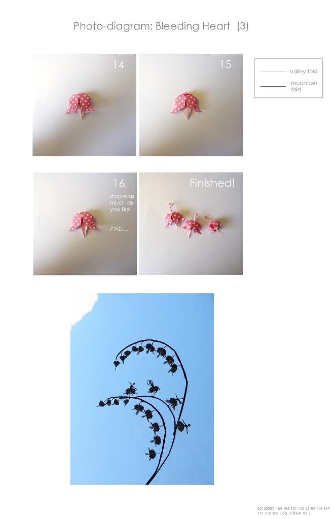 Photo Diagrams Models Designed By T3 Origami Origami Simples Vasos