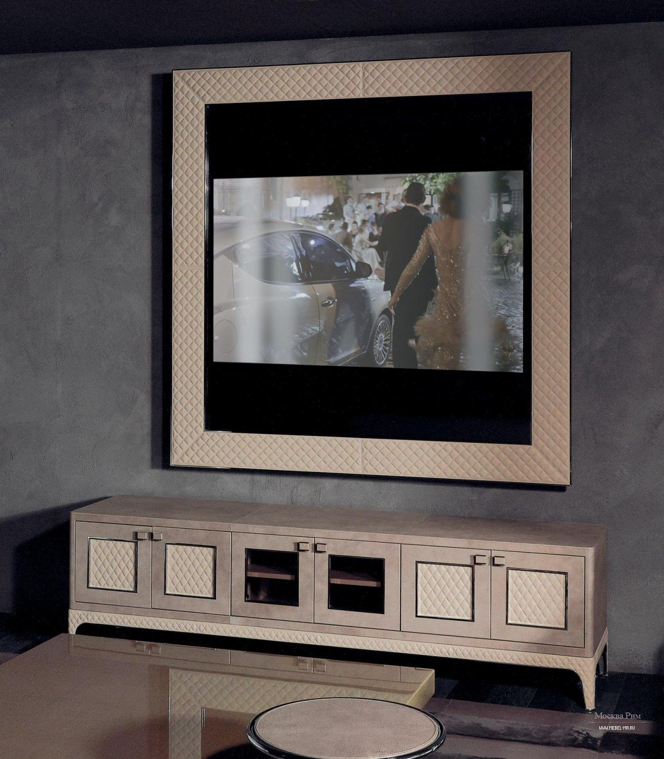 Tv By Rugiano Furniture Pinterest Tvs # Rugiano Muebles