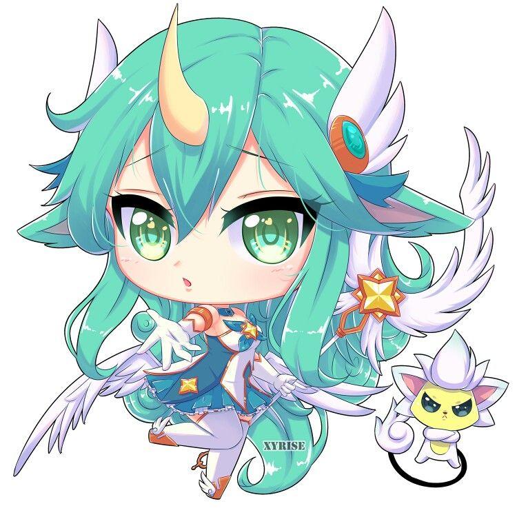 chibi (Có hình ảnh) Bản vẽ, Lol, Anime