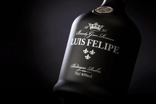 Brandy Luis Felipe Creative Packaging Design Brandy Packaging Design Inspiration
