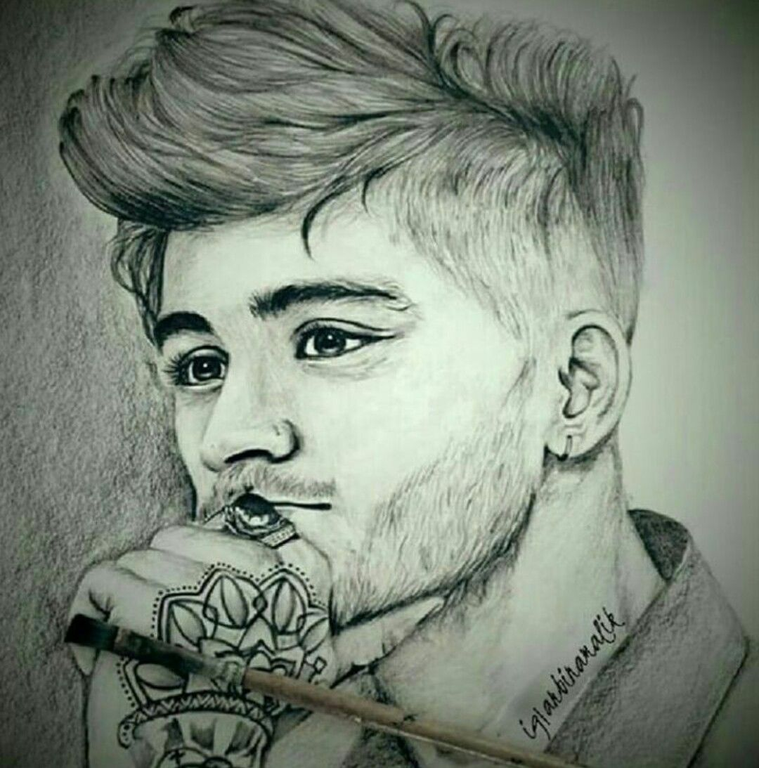 That is so awesome one direction art one direction drawings love drawings amazing