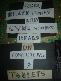 2013 Black Friday and Cyber Monday maybe over but Christmas shopping continues in earnest and a deal is always welcome. Since late November 2013...