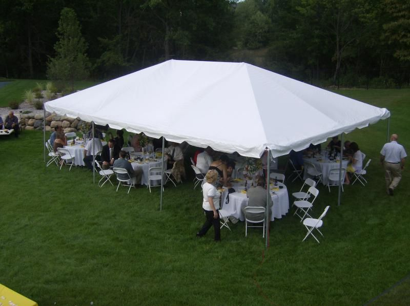 20 X30 20 X40 Pole Canopy Tent Rentals Party Tent Event Tent