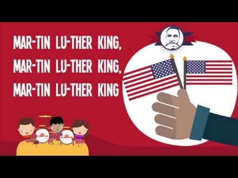 Martin Luther King Videos Simply Kinder Martin Luther King Activities Martin Luther King Kids Dr Martin Luther King