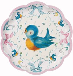 Vaisselle Birdy chez Bianca and Family
