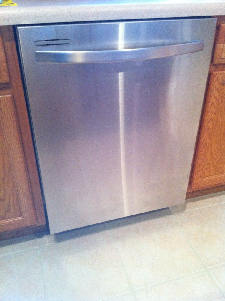Sears Dishwashers Kenmore Nice Look Stainless Steel Panel