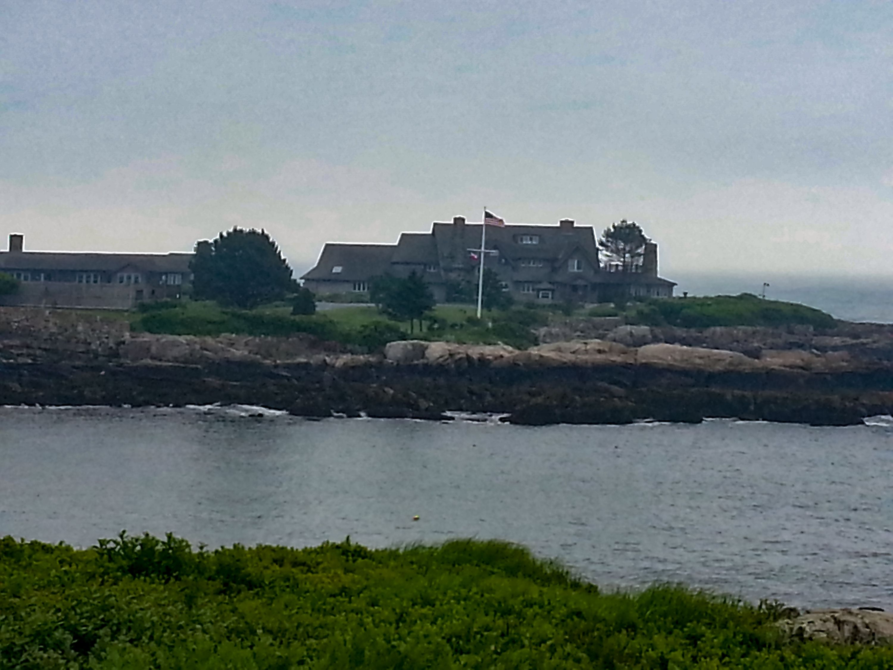 State Farm Free Quote George Bush Home Kennebunkport Get A Free Framed Print With