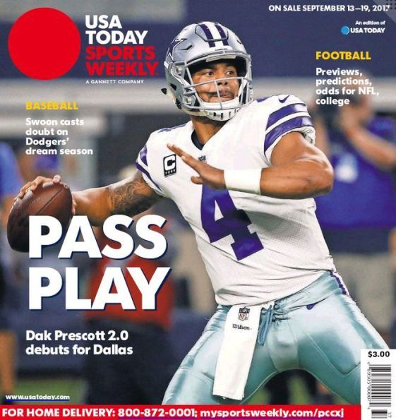 Usa Today Sports Weekly One Year Subscription Usa Today Sports Sports Usa Today