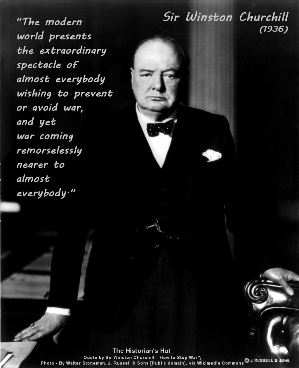 Winston Churchill Quotes Beginning Of The End: Winston Churchill Islam Quotes