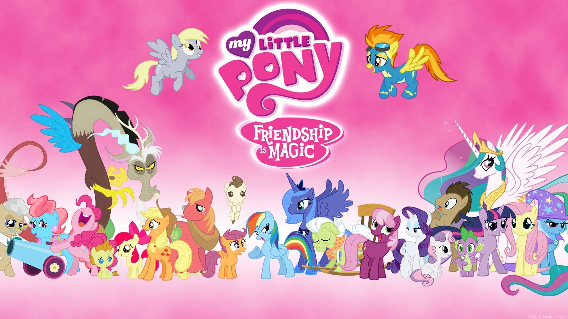 Free My Little Pony Wallpapers Wallpaper Cave Images