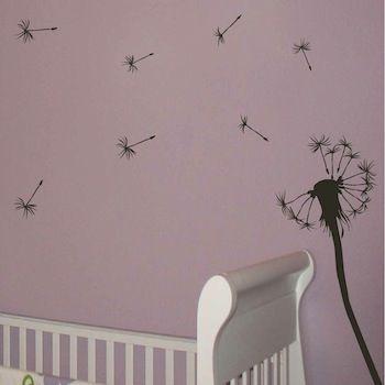 Cute Dandelion Wall Decal U0026 Nursery Wall Art From Trendy Wall Designs