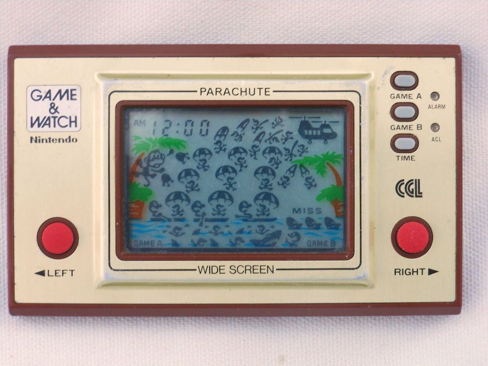 Pin by Meta Knight on Game & Watch   Game & watch ...