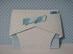 Diaper Card Template                                                       …
