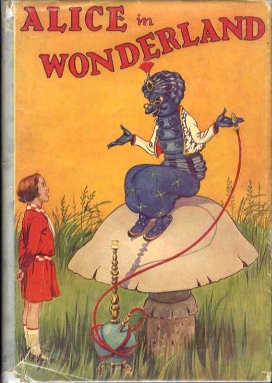 Blue Caterpillar Com Imagens Alice Alice No Pais Das