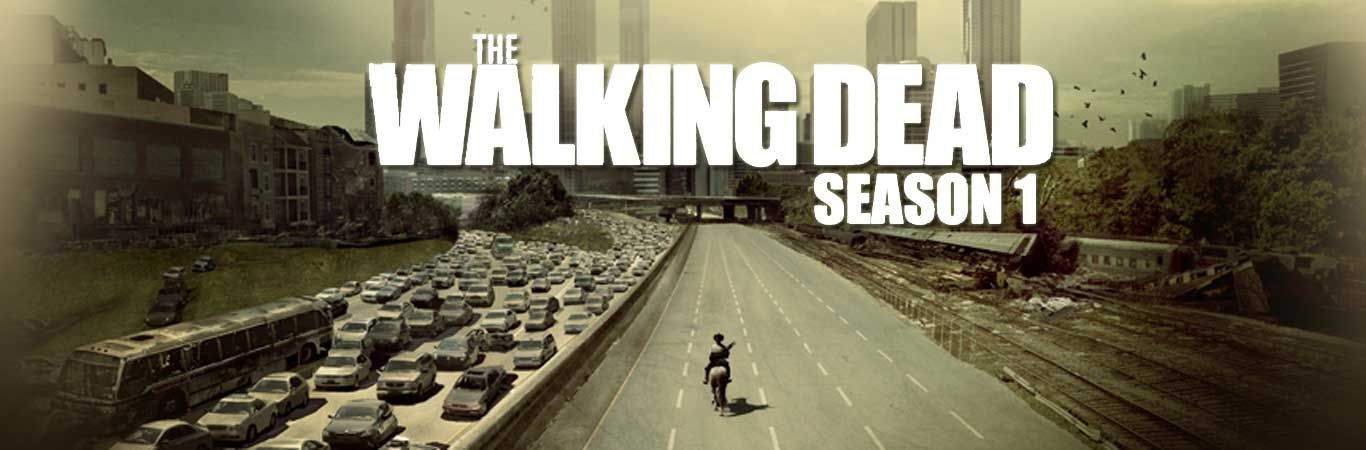 The Walking Dead SEASON 1,