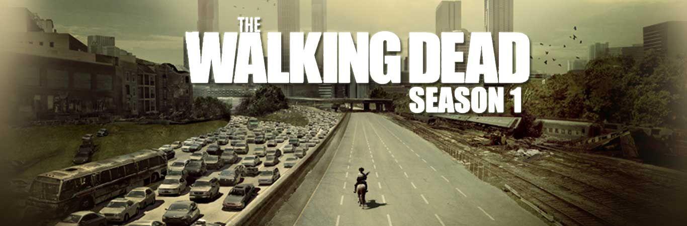 The Walking Dead SEASON 1,