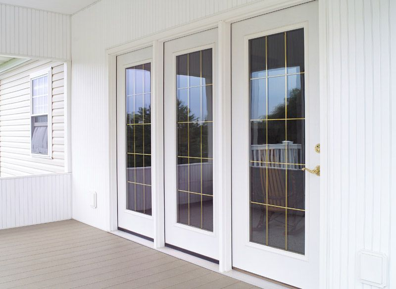 Provia Designer Patio Door Systems Are Fully Customizable With