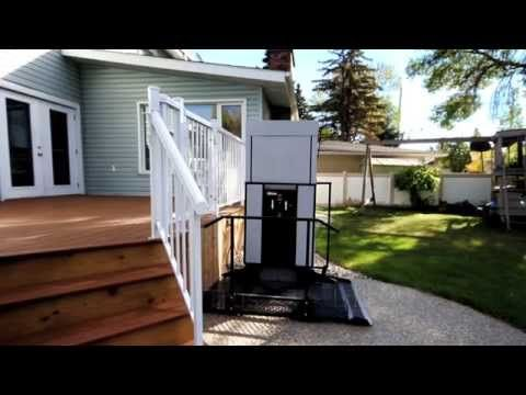 Freedom Wheelchair Lift for Home | ELEVATORS and LIFTS | Pinterest ...