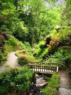 Bodnant Gardens, Conwy Valley, North Wales