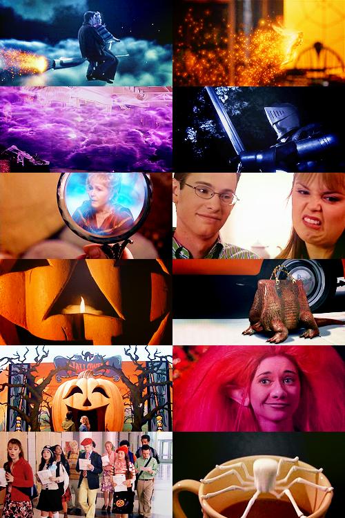 "aimmyarrowshigh ""31 Days of Halloween Specials"