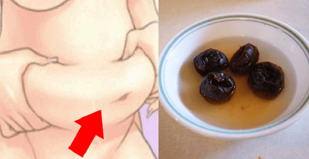 perte de graisse des prunes