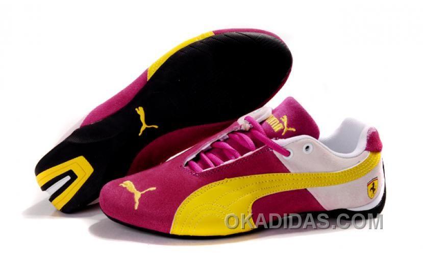 http://www.okadidas.com/womens-puma-fur-i-red-yellow-white-for-sale.html WOMENS PUMA FUR I RED YELLOW WHITE FOR SALE : $74.00