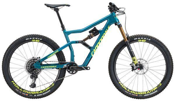 2018 Cannondale Jekyll Trigger Mountain Bikes Full Specs