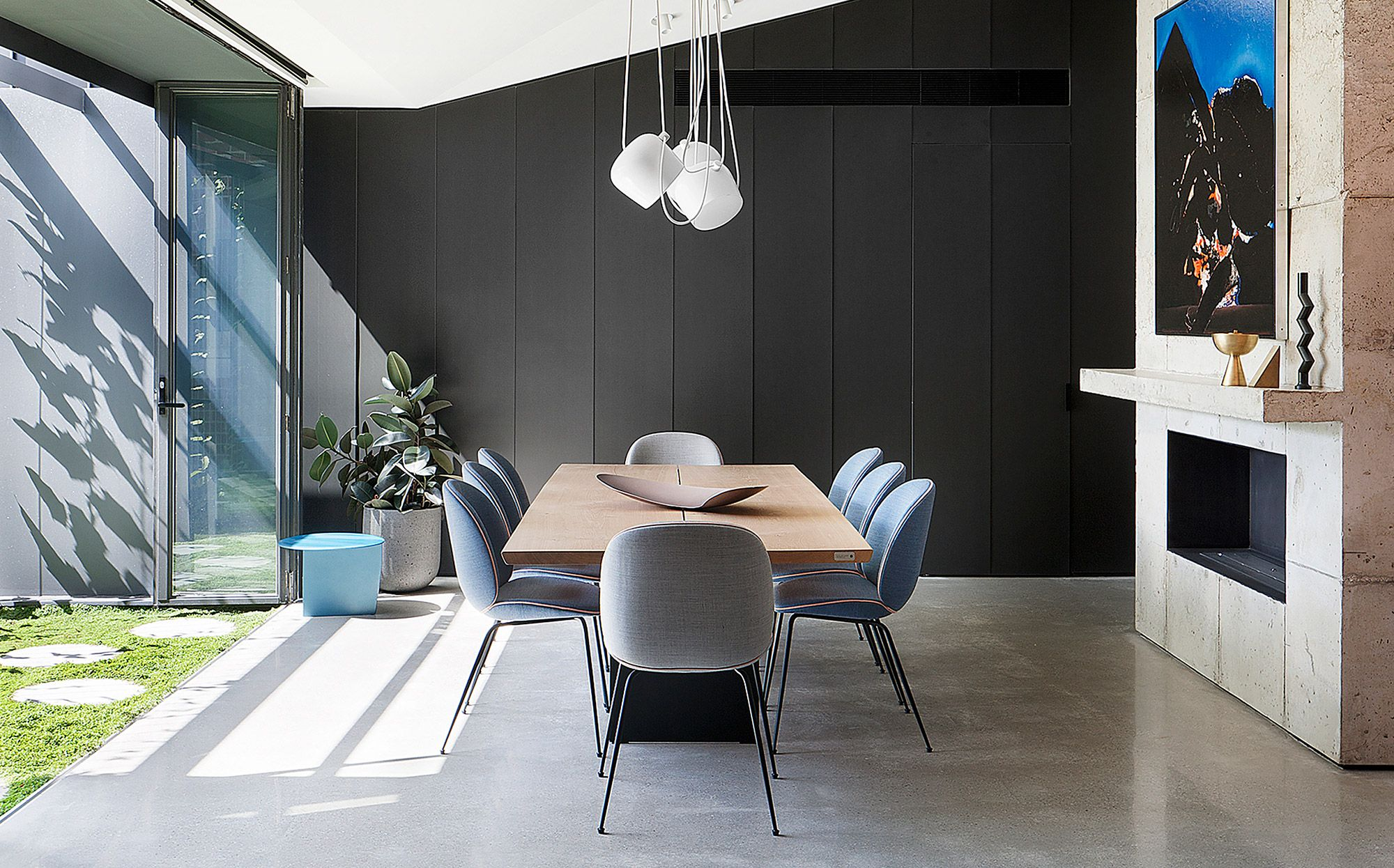 Mim Design focused on creating whimsical curated interiors with