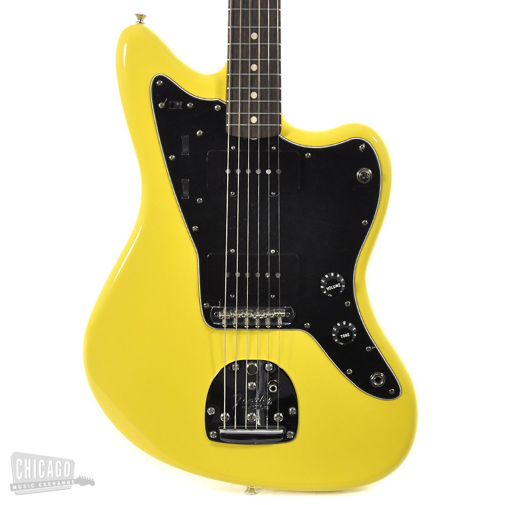 Fender Jaguar Sweetwater: '62 Jazzmaster. Nos, Graffiti Yellow