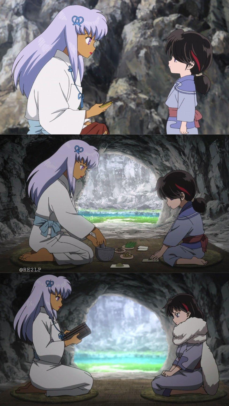 pin by re2lp on hanyou no yashahime sengoku otogizoushi in 2021 anime anime crossover kingdom hearts anime