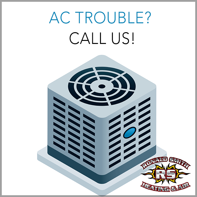If your air conditioner's condenser coils get clogged, the