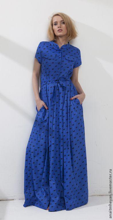4400952dd3d Платья ручной работы. Ярмарка Мастеров - ручная работа. Купить Платье