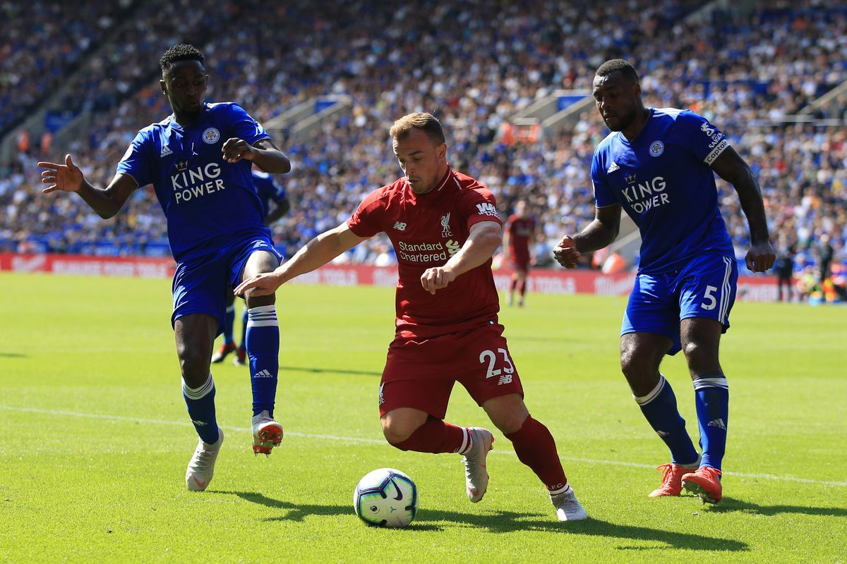 EPL Football 201819 Liverpool vs Leicester City Football