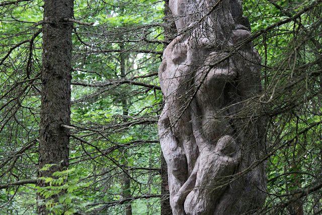 Suomi Tour: Lanun veistospuisto