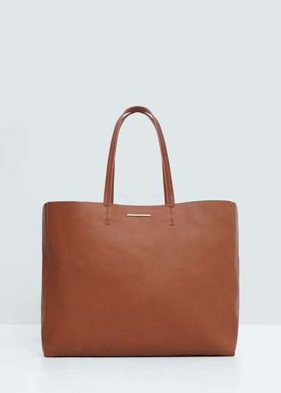 55555c28a41 Bags - Sale - Women | MANGO USA | Wish List | Shopper bag, Bags, Bag ...