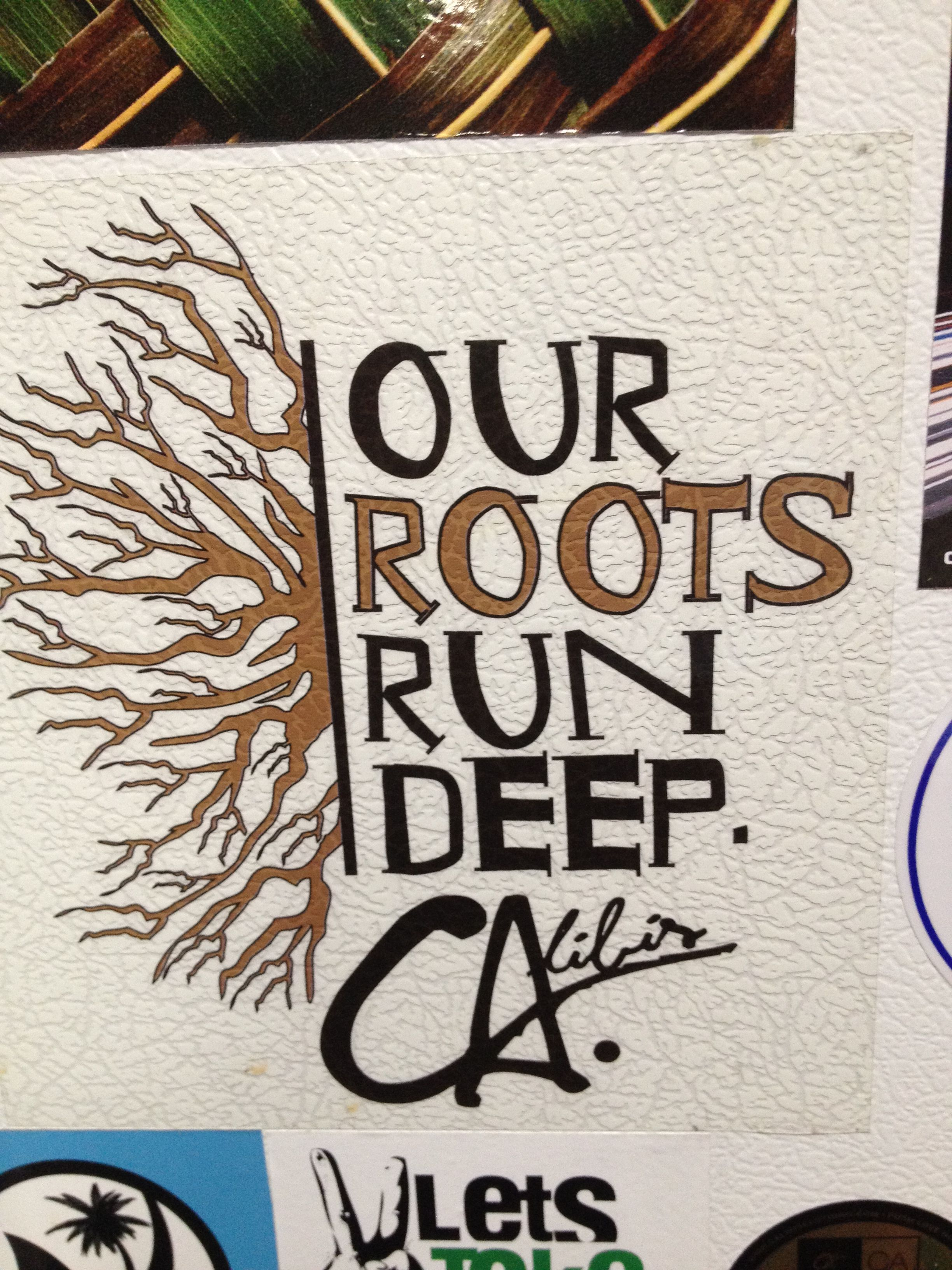Our Roots Run Deep And True Clip Art Ideas For A Bulletin Board Black And White
