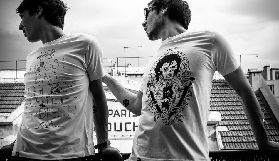 DE BELLEMORT - t-shirt